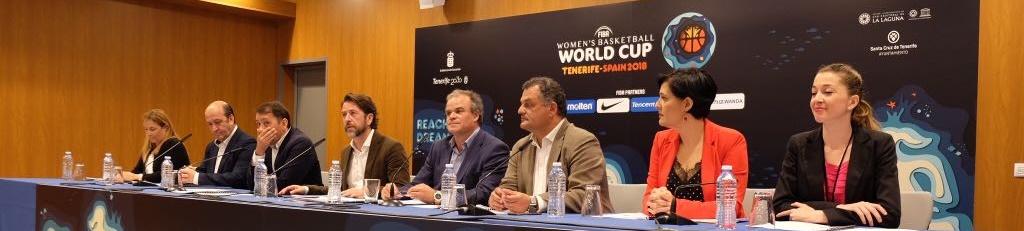 Presentada la venta de entradas de la Copa del Mundo Femenina de Baloncesto