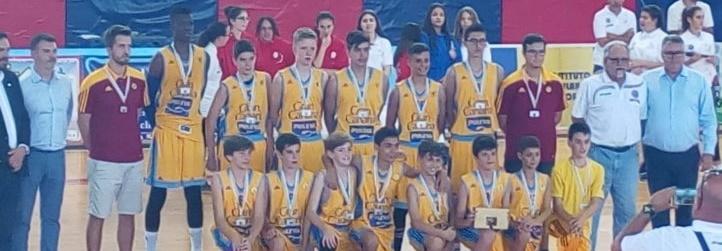 El Gran Canaria, campeón de Canarias Preinfantil Masculino