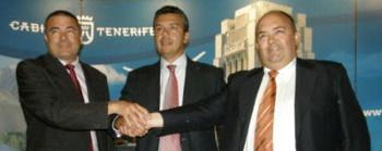Se cumplen nueve años de la firma del 'Acuerdo de Voluntades' entre Tenerife Baloncesto, Cantera Base 1939 Canarias y Cabildo