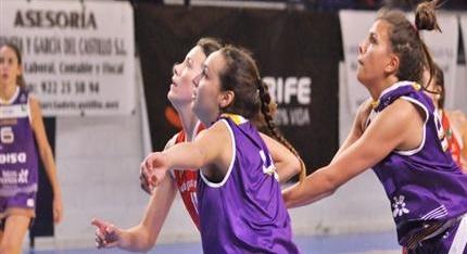 De la Torre, Chinea y Hernández; jugadoras vinculadas del Clarinos de Liga Femenina 2