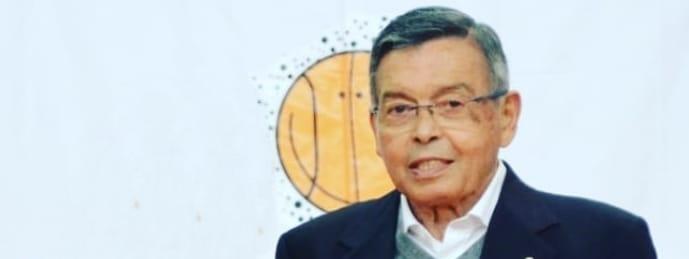 Falleció Antonio Santos, fundador y primer presidente del CB San Isidro de La Orotava