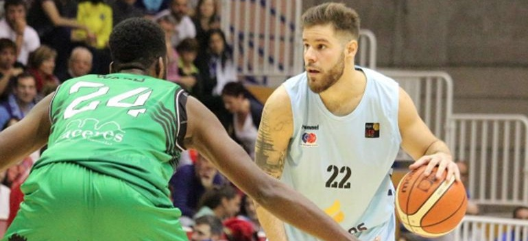 El grancanario Christian Díaz, nuevo jugador del Fundación CB Granada