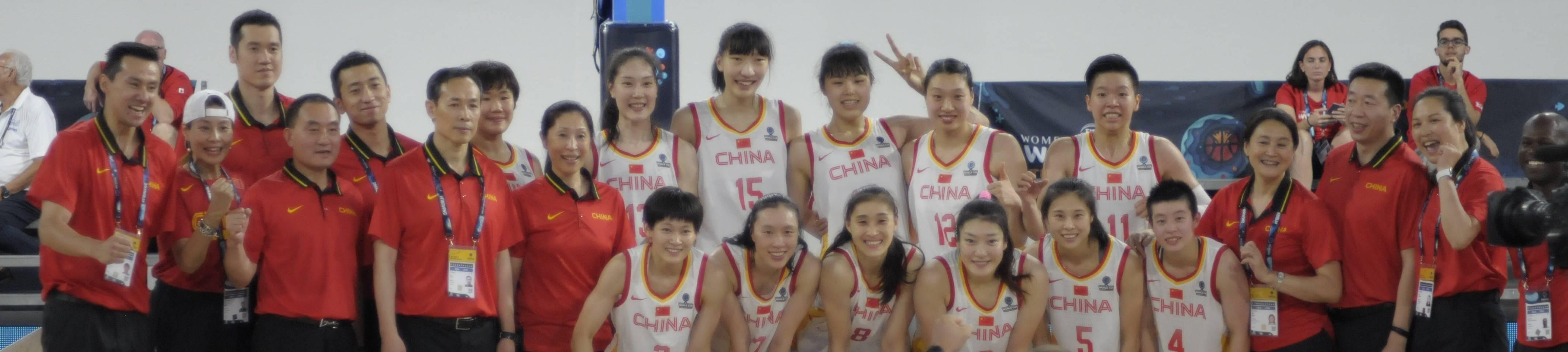 China es el gigante asiático del Mundial de Tenerife y elimina a Japón