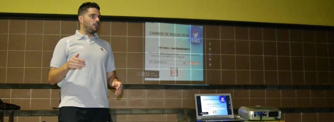 Jonay del Castillo, nuevo coordinador arbitral de la Federación Canaria