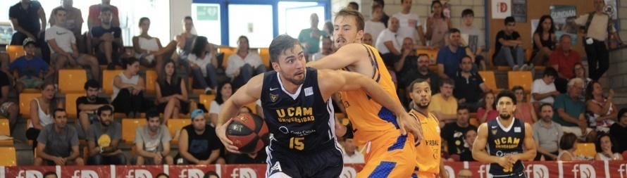 El Gran Canaria cae ante un UCAM Murcia liderado por Milton Doyle (81-90)