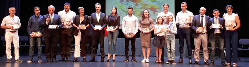 'NAR Promociones' entrega este viernes 18 los 'Premios #SantaCruzEsDeporte 2019'