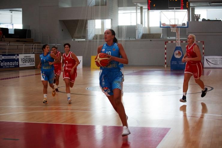 Nueve jugadoras del Clarinos ya tienen experiencia en Liga Femenina