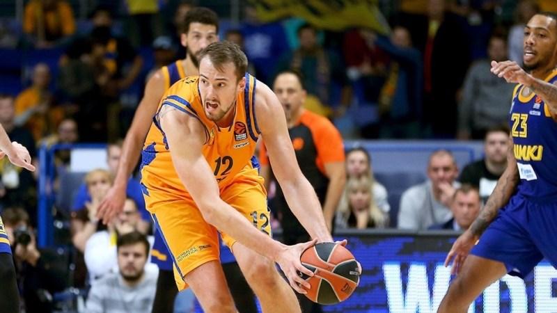 Ondrej Balvin refuerza el juego interior del Bilbao Basket