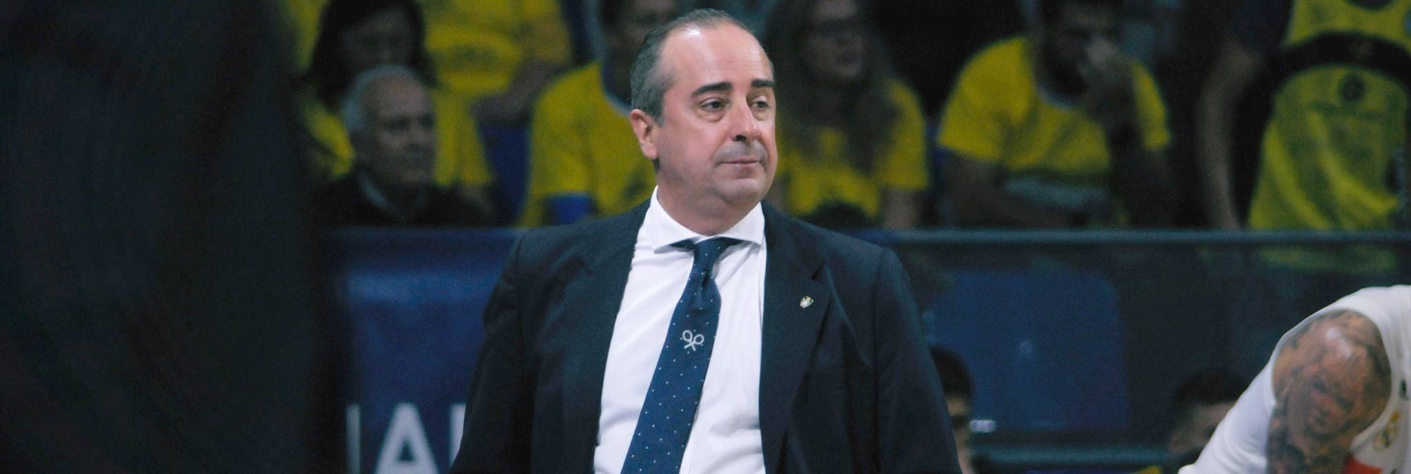 Vidorreta: «Aunque nos quedamos en la orilla, el intento de remontada nos da confianza para los siguientes partidos»