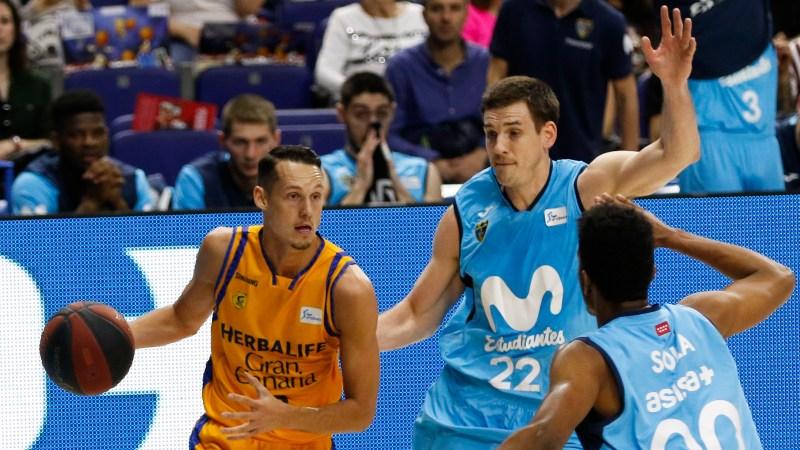 El Valencia Basket quiere a Marcus Eriksson