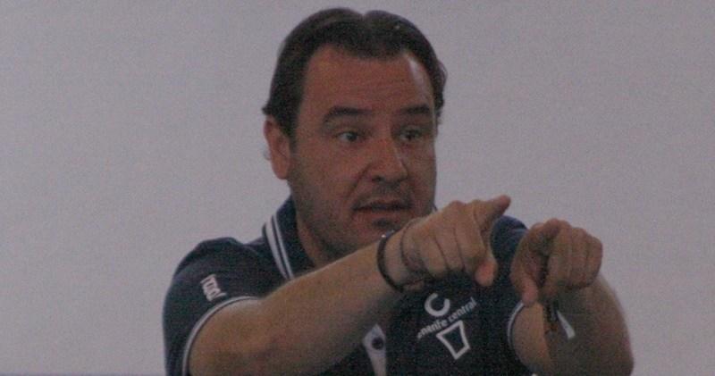 García: «Nuestro objetivo es competir al máximo nivel»