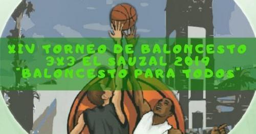 El 22 de junio se disputará el 'Torneo 3×3 El Sauzal'
