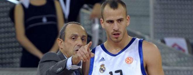 Sergio Rodríguez dejará el CSKA y jugará en Milán con Ettore Messina