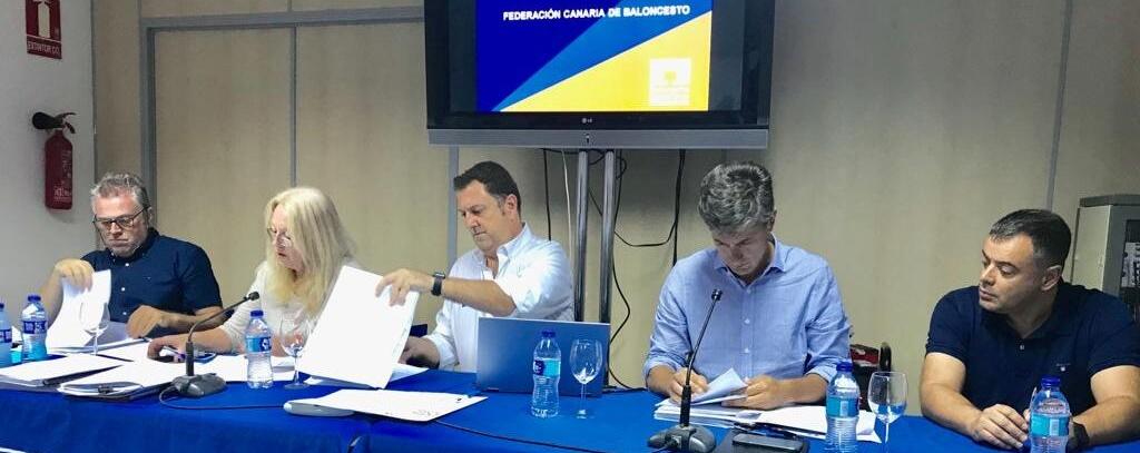 La Federación Canaria aprueba cambios en las ligas cadete y júnior y regula las licencias extranjeras