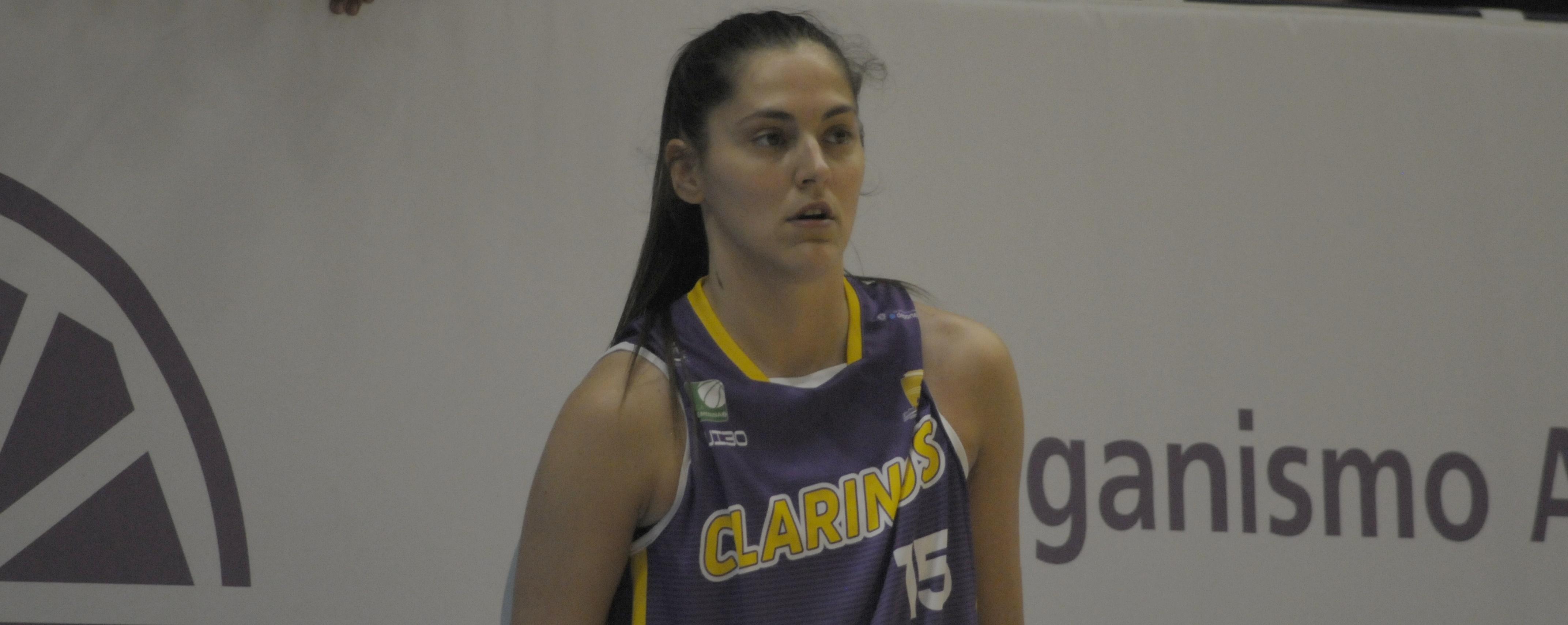 Irena Matovic renueva con el Clarinos para cerrar la plantilla de Liga Femenina