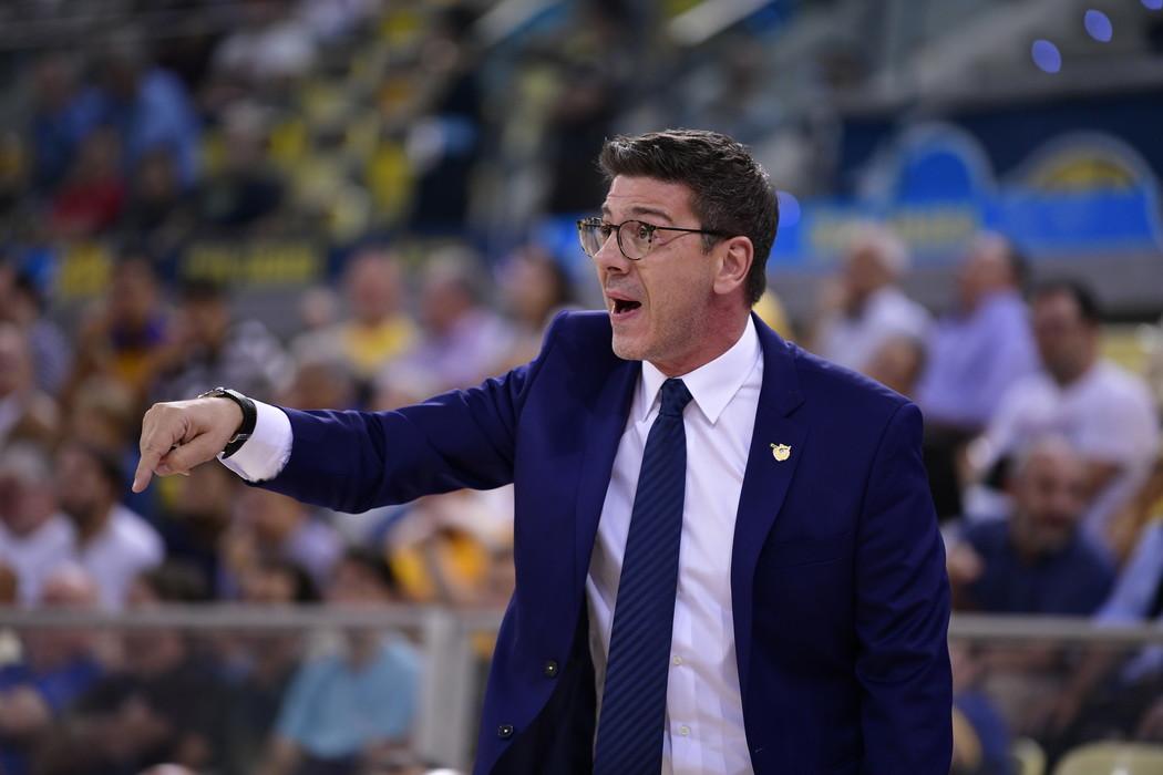 Katsikaris: «Hay que jugar a tope para tener opciones de victoria»