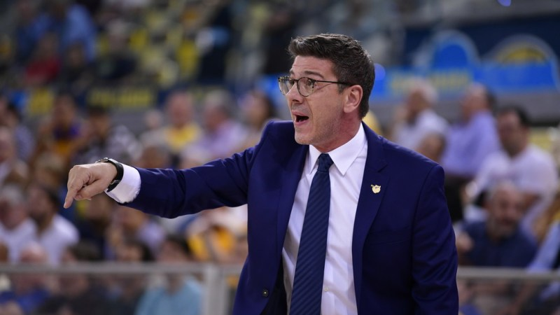 Katsikaris prioriza el 'playoff' sobre jugar Copa