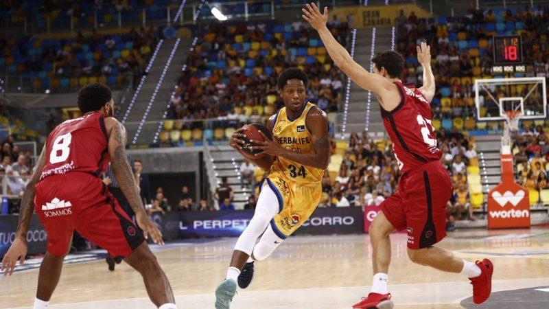 Demonte Harper, en 'Los Más' de la primera jornada ACB