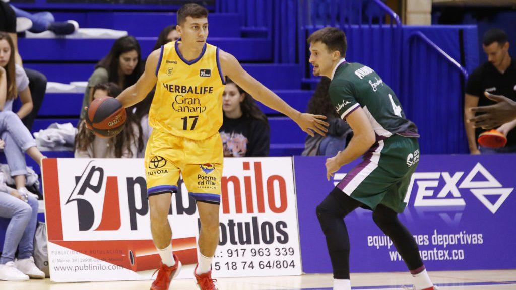El Gran Canaria – Claret cae ante el Baloncesto Málaga