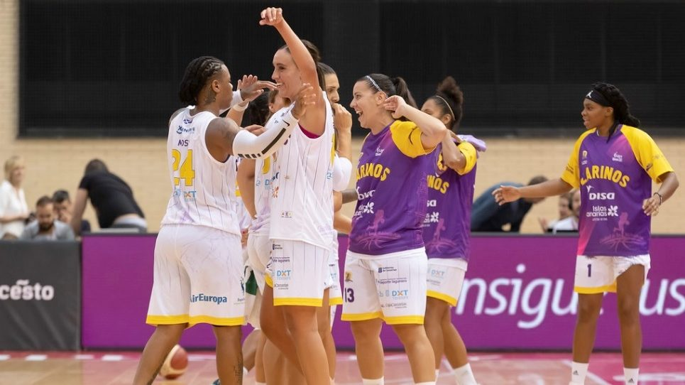 Debut victorioso del Clarinos en Liga Femenina