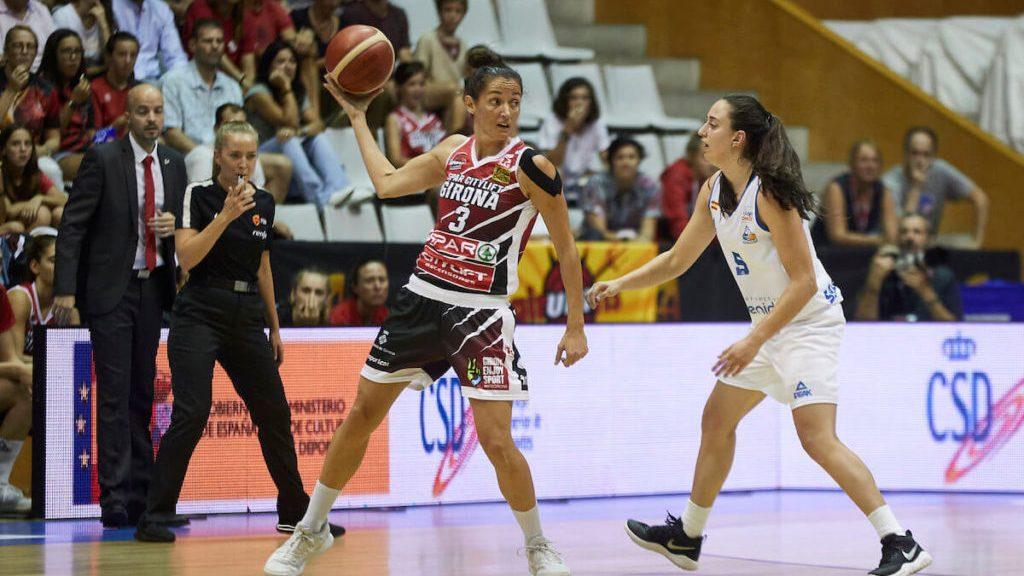Maite Cazorla, subcampeona de la Supercopa en su debut con Avenida
