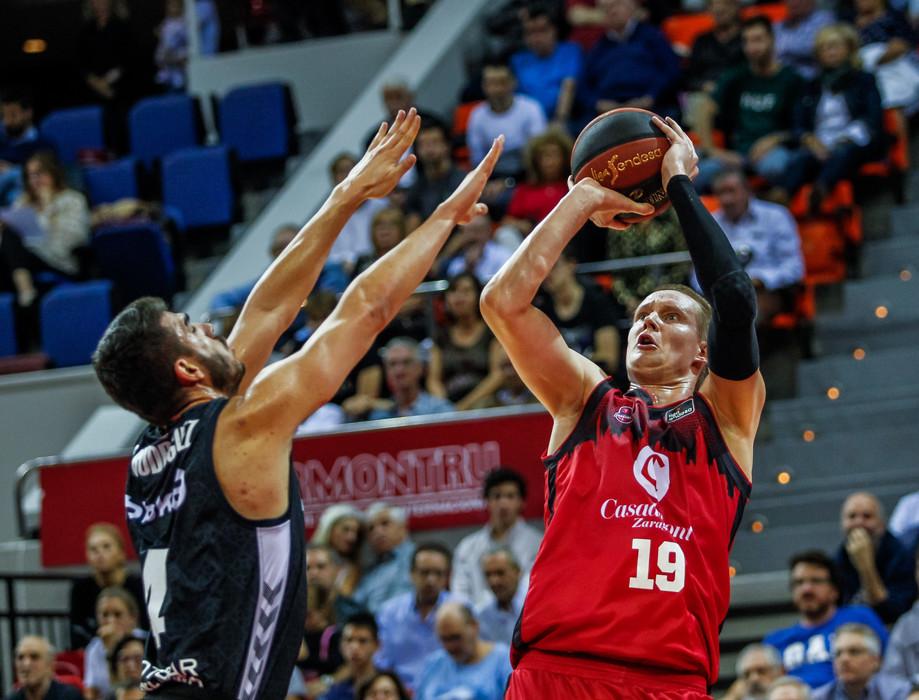 Mal partido y derrota del Bilbao del tinerfeño Sergio Rodríguez