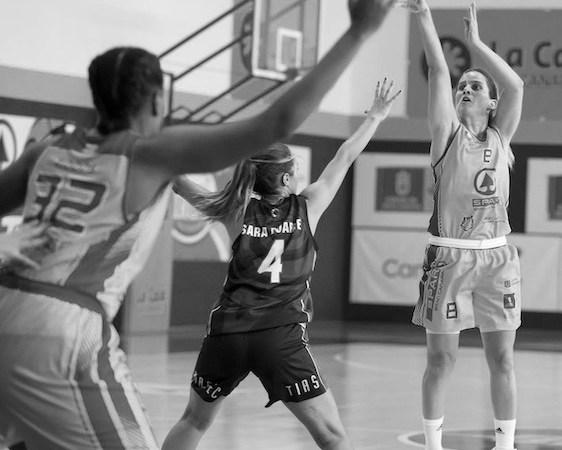 Marjanovic deja de ser jugadora del CB Islas Canarias