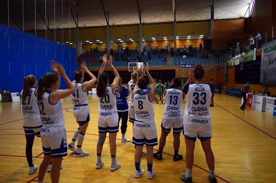 El Ferrol de Patricia Cabrera y Natalia Rodríguez empezó el curso 19/20 con triunfo