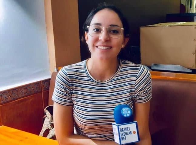 Entrevista 'BASKET INSULAR'|Cynthia Jorge regresa al baloncesto tinerfeño tras cinco temporadas en Estados Unidos