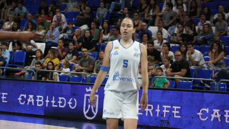 Maite Cazorla no podrá optar a ser campeona en su primera temporada en Liga Femenina