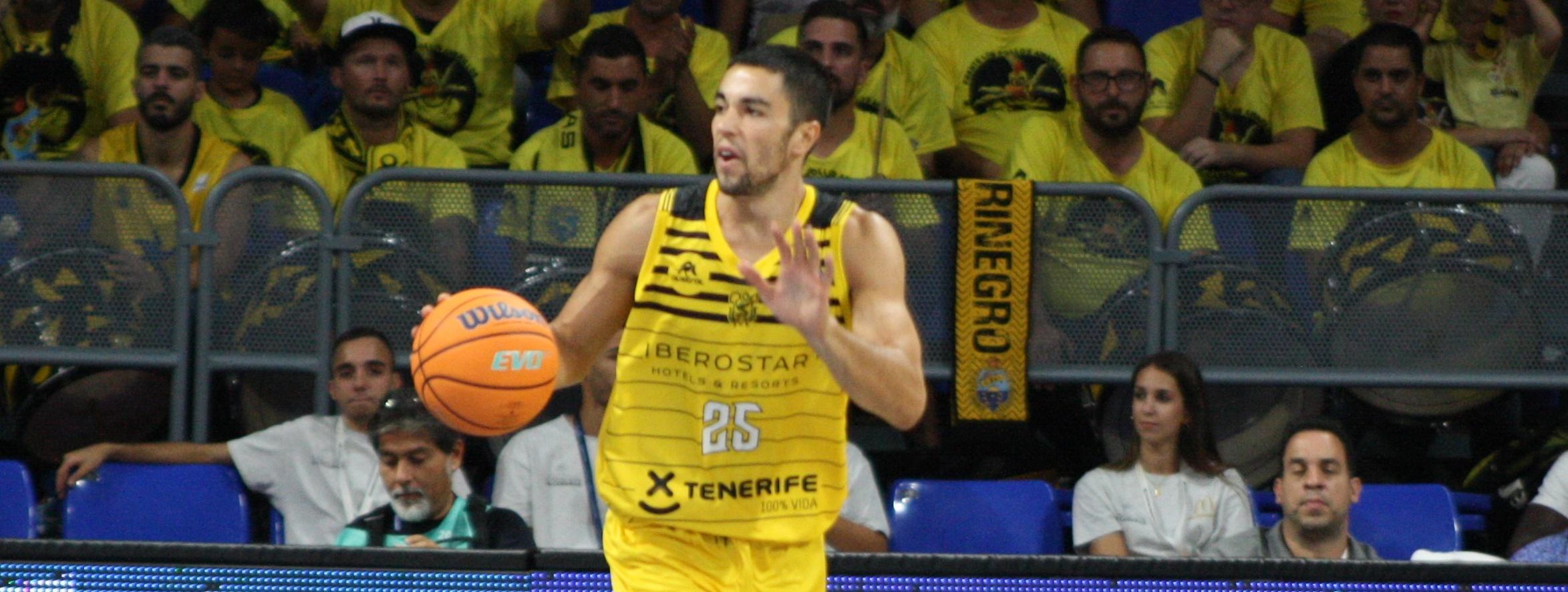 Álex López habló del Estudiantes, BCL y la Copa