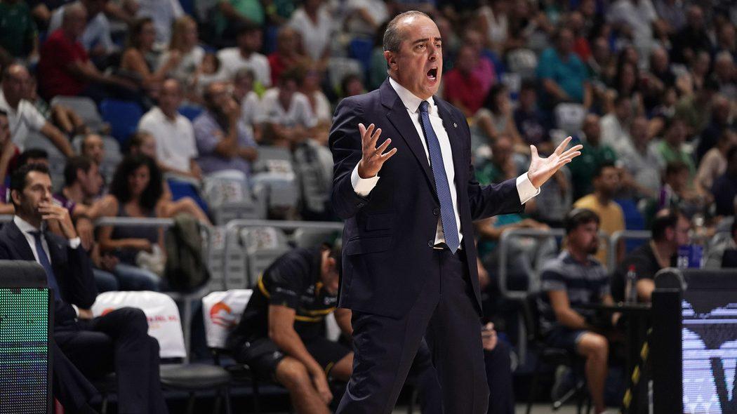 Vidorreta: «El equipo ha reaccionado bien a la derrota del miércoles»