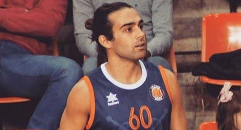 Ayoze Alonso jugará por tercera temporada y en tres categorías diferentes con el UBU Tizona de Burgos