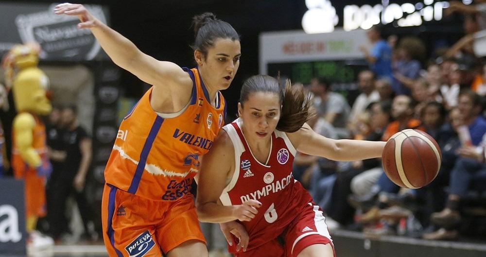 Gran triunfo de Leticia Romero en la Eurocup