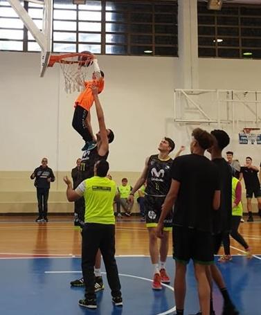 El 'XXIII Fred Olsen Express International Basketball Tournament' es para tod@s