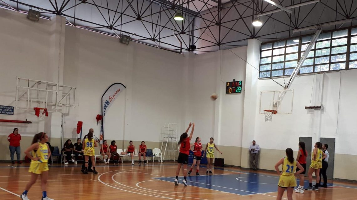 El Adareva se adjudica el partido inaugural del cuadro femenino del 'XXIII Fred Olsen Express International Basketball Tournament'