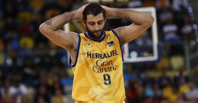 El Gran Canaria – Claret pierde contra Baskonia y no jugará la Copa del Rey
