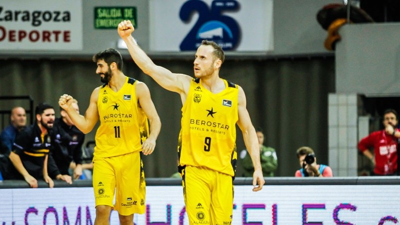 Huertas, 'MVP' de la decimoséptima jornada ACB