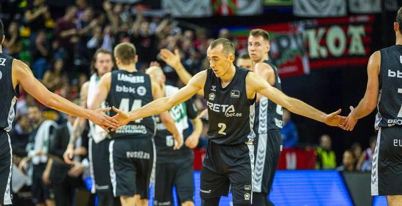 Discreto partido de Sergio Rodríguez en un gran triunfo de Bilbao Basket