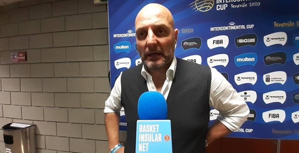 Djordjevic, a 'BASKET INSULAR': «Tenerife es el claro favorito para jugar la final»