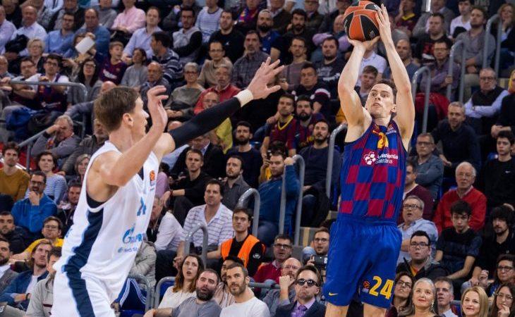 El Barça gana en Euroliga antes de viajar a La Laguna