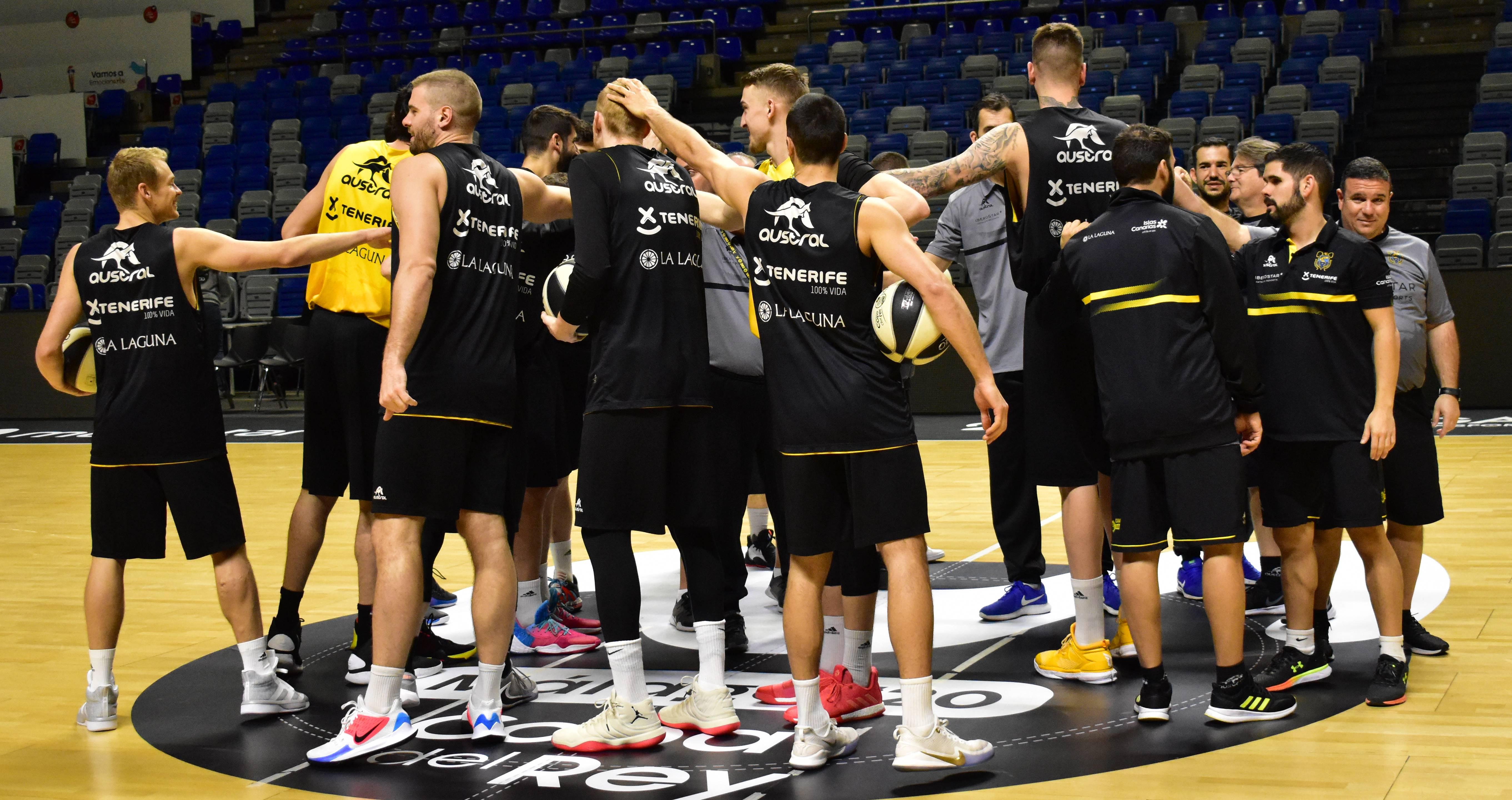 Cantera Base 1939 Canarias, conjunto ACB con más jugadores en las 'ventanas FIBA'