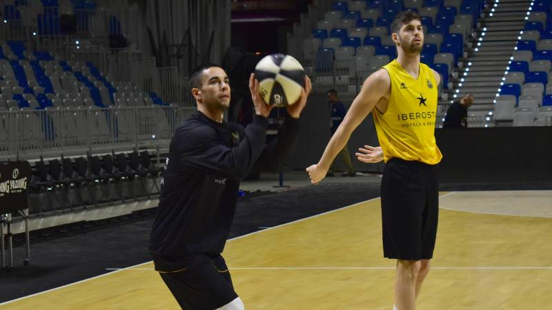 López, sobre la participación aurinegra en Copa: «Sólo pensamos en ganar el viernes»
