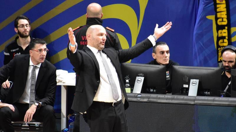 Djordjevic: «La dirección de Marcelinho Huertas llevó al equipo de Tenerife a la victoria»