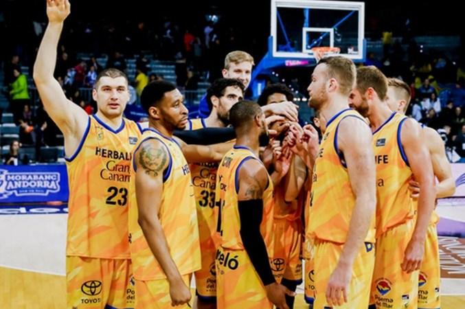 Primera victoria amarilla en Andorra para volver a mirar al 'playoff'