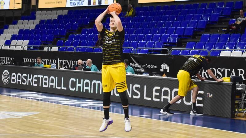 Radoncic, nominado a 'Mejor Joven' de la temporada 19/20 en la ACB