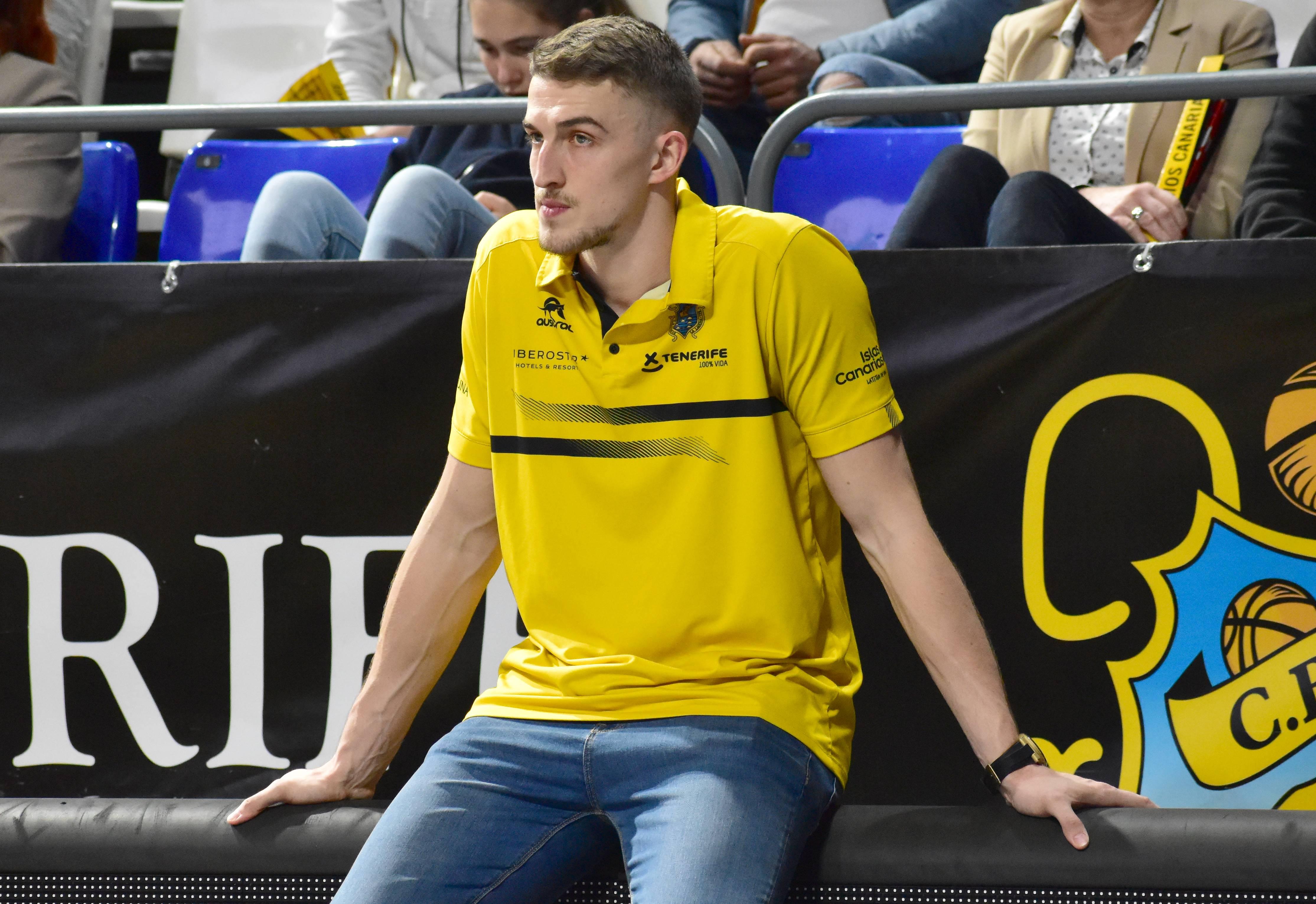 Tomasz Gielo, refuerzo temporal para Andorra