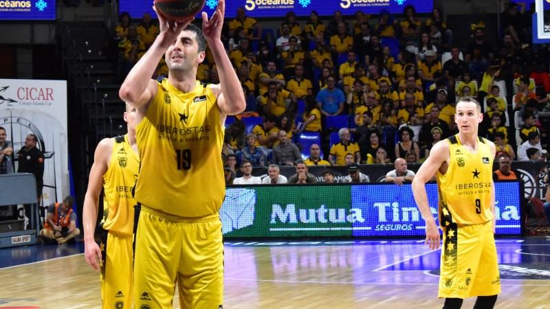 Cuatro jugadores del Cantera Base 1939 Canarias, nominados a 'MVP' y Mejor Quinteto de la ACB 2019/20