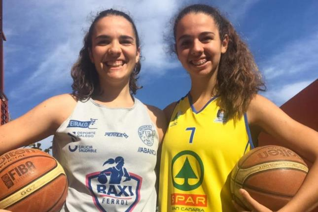 Natalia & Elena Rodríguez: dos rivales confinadas como hermanas