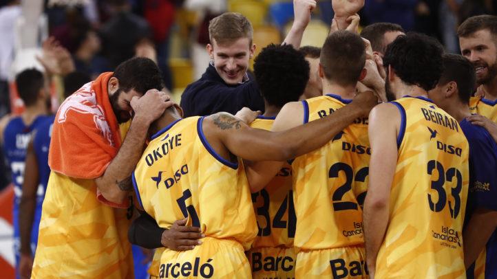 El Gran Canaria-Claret no incluye jugadores en derecho de tanteo